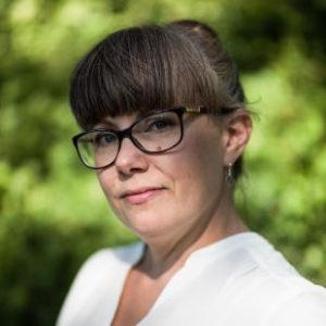 Energy system expert Anna Wolf
