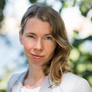 Energy system expert Johanna Barr