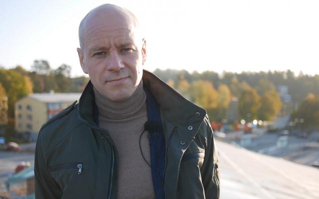 Picture of Mikael Ångman