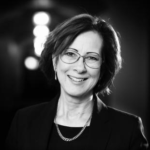 Commissioner Eva Kvist Östgren