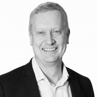 Commissioner Håkan Thorbjörnsson