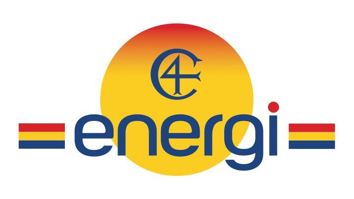 Colored C4 Energi logo