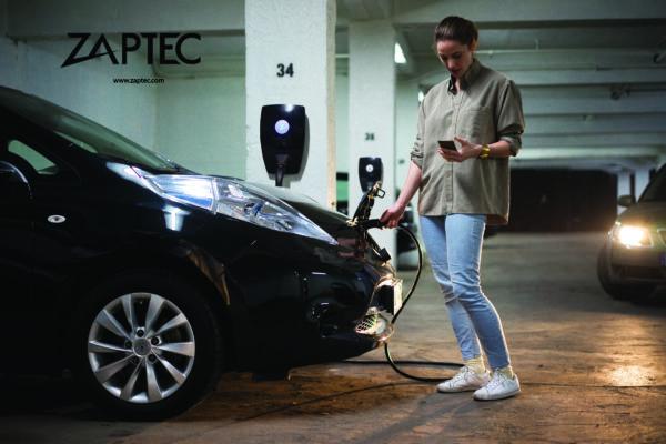 ZAPTEC Sverige - nytt partnerföretag i Power Circle