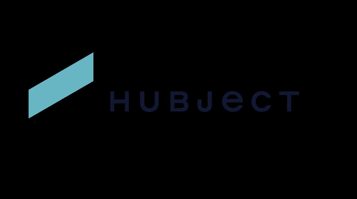 Teal and black Hubject Logo