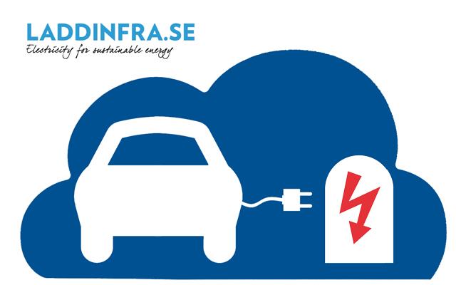 Blue Laddinfra logo