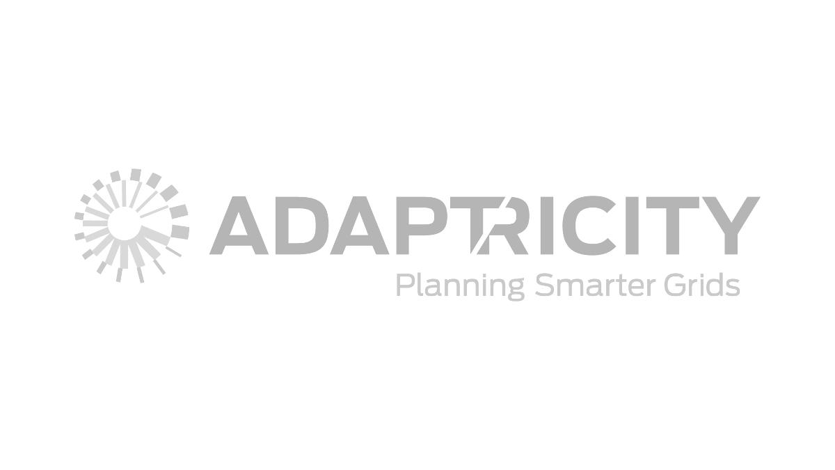 Adaptricity grey logo