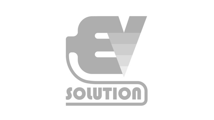 Gray EV Solution logo