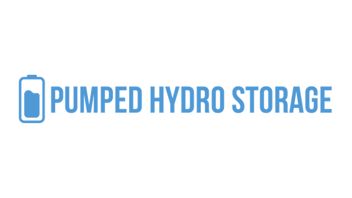 Blue Pumped Hydro Storage logo