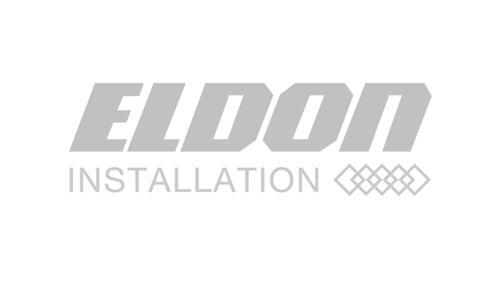 Gray Eldon Installation logo
