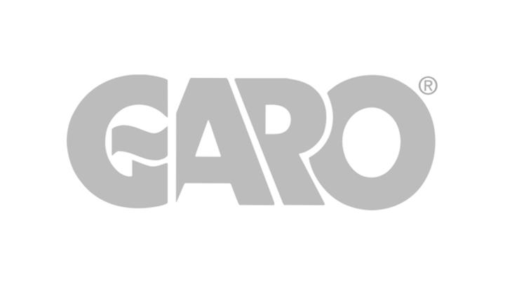 Gray Garo logo