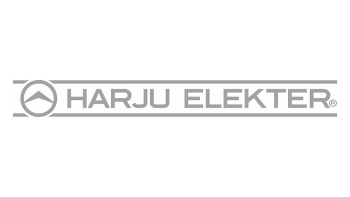 Gray Harju Elekter logo