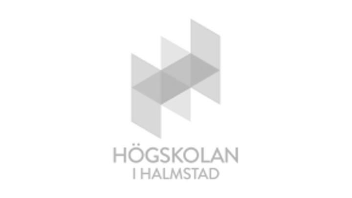 Gray Högskolan i Halmstad logo