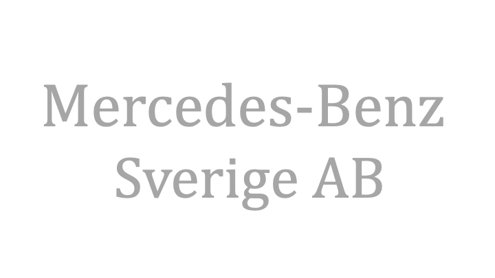 Gray Mercedes-Benz logo