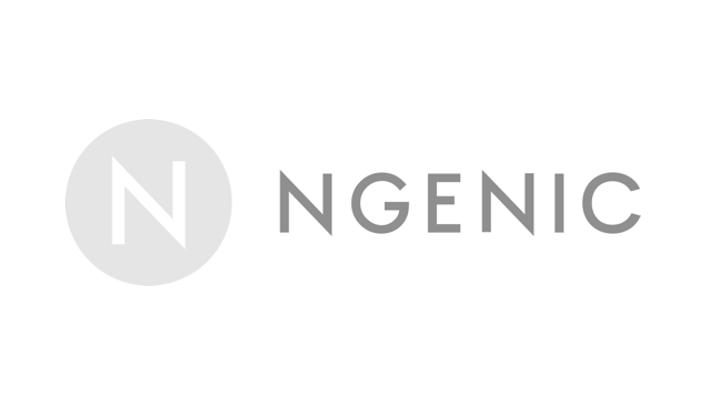 Gray Ngenic logo