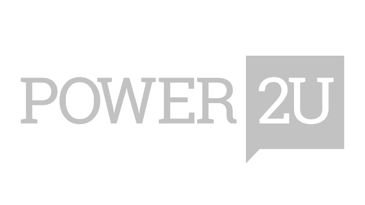 Gray Power 2u logo