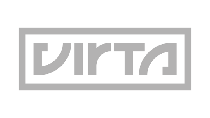 Gray Virta logo