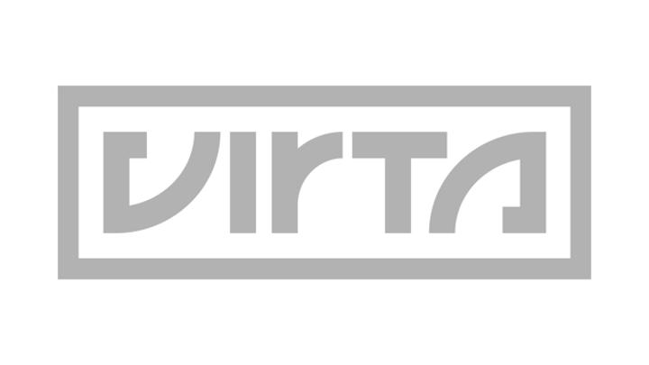 Gray Virta logo