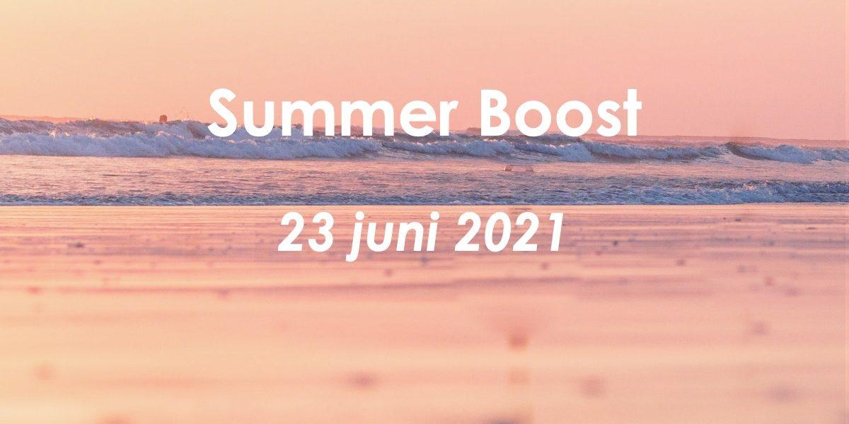 Summer Boost eventbild